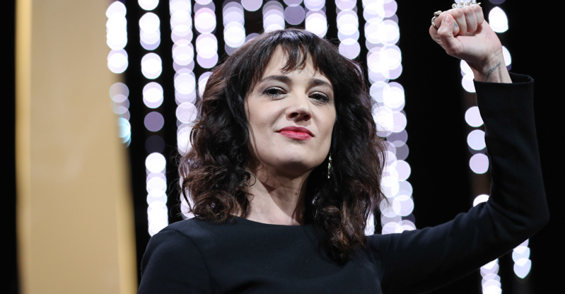 asia argento violenza sessuale