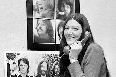 Film segretaria Beatles
