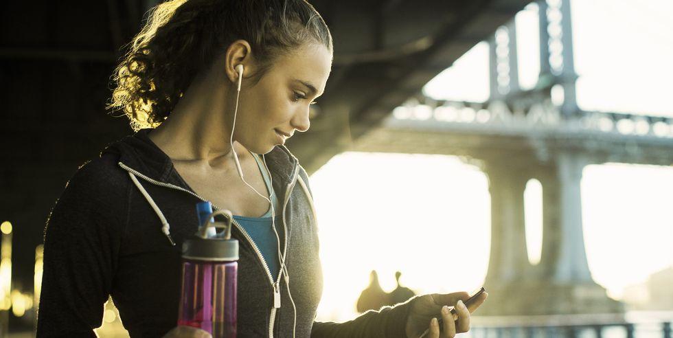 musica allenamento spotify