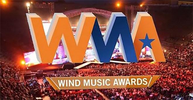 wind music awards premio