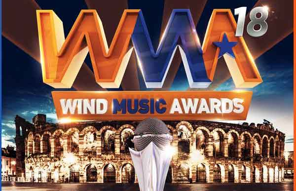 wind music awards riassunto