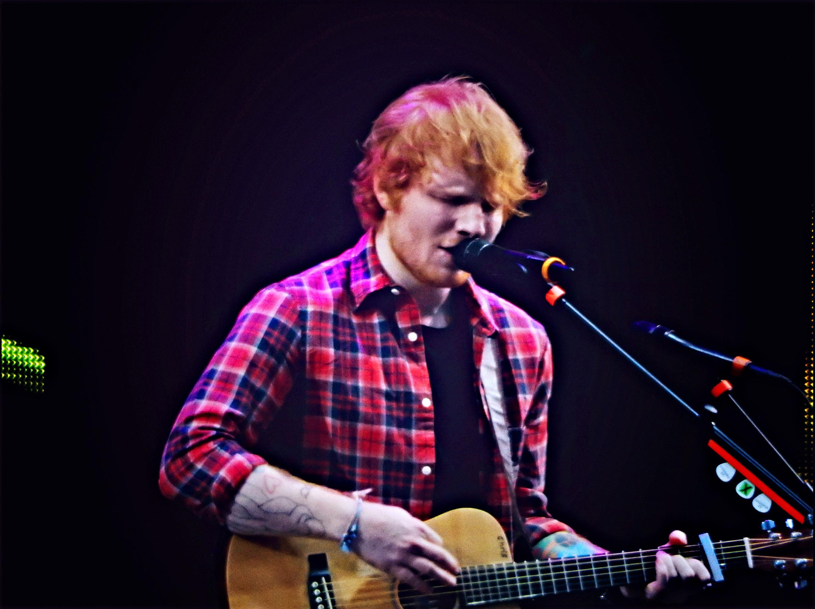 Ed Sheeran diventerò