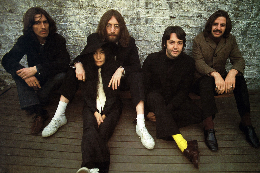 Beatles Scioglimento