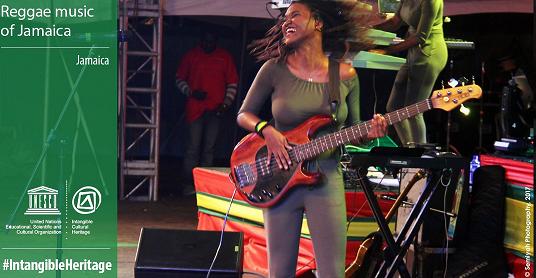 patrimonio unesco reggae