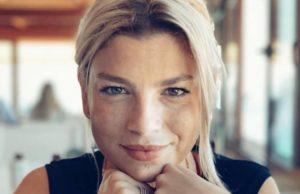 Emma Marrone porti