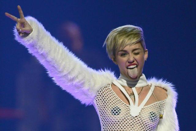 Miley Cyrus nuda Instagram