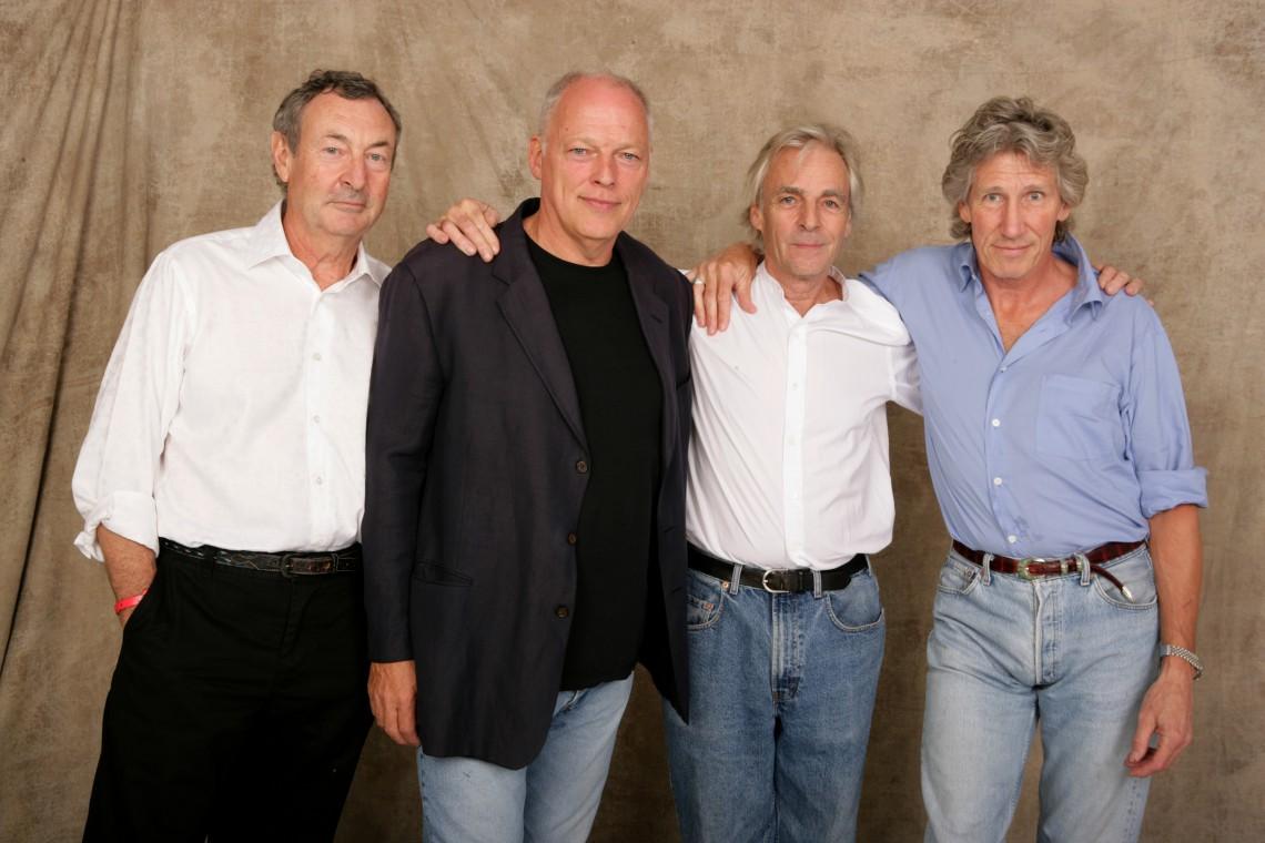 Pink Floyd reunion gruppo
