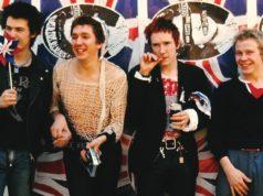 Sex Pistols biopic gruppo
