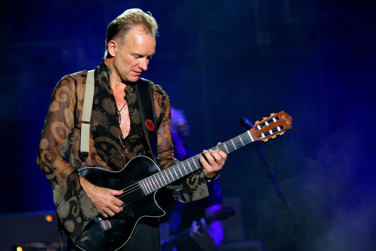 Sting album rivisitazione