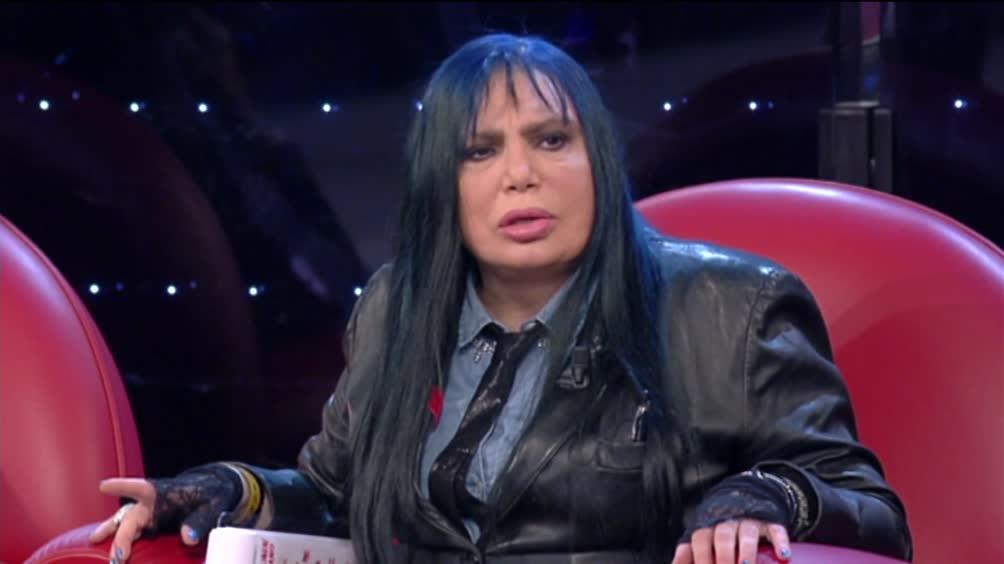 Loredana Berté Amici polemica