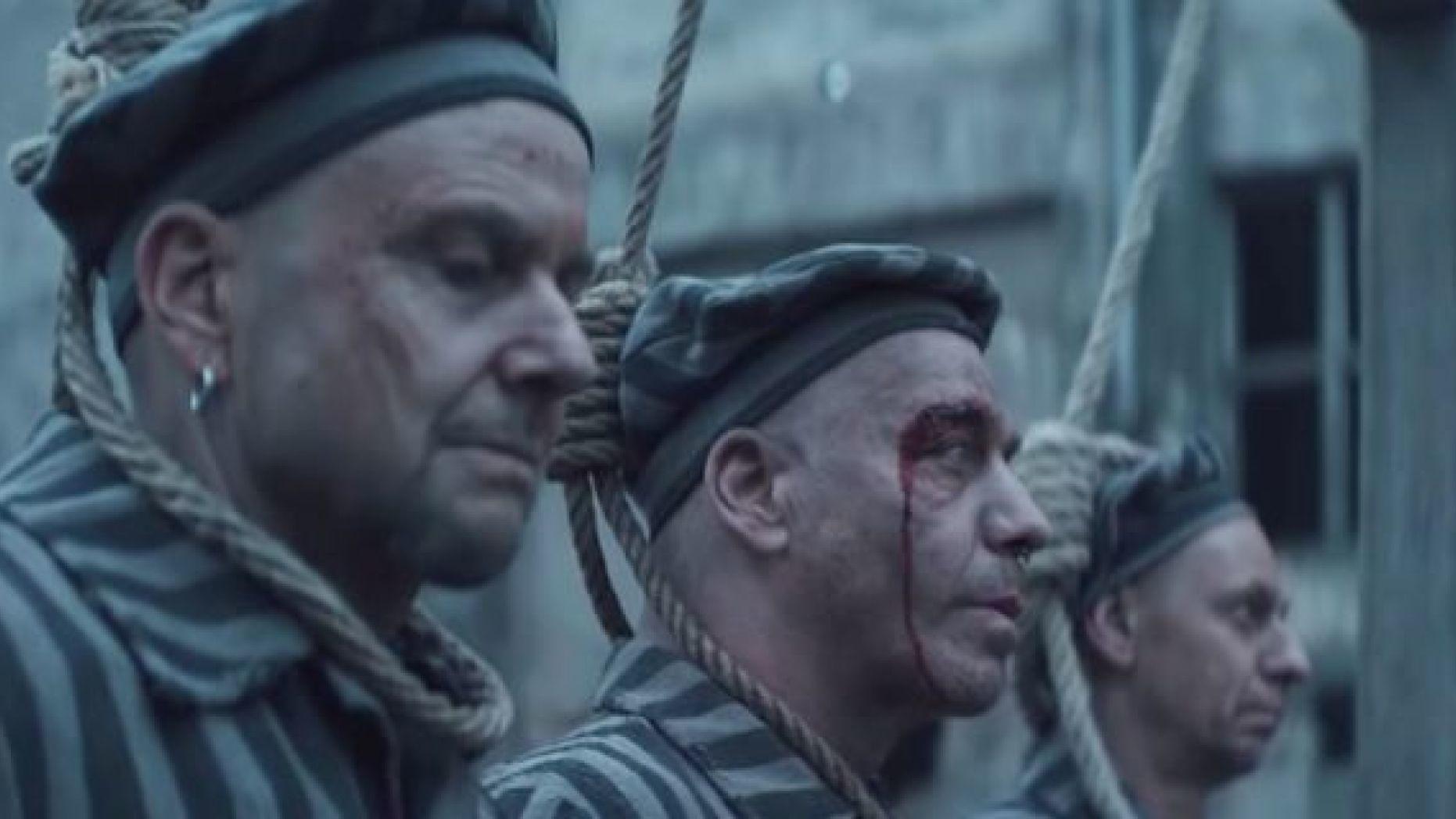 Rammstein Germania videoclip