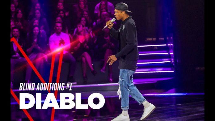 Diablo Voice Italy esibizione