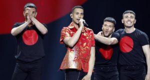 Eurovision Mahmood secondo posto