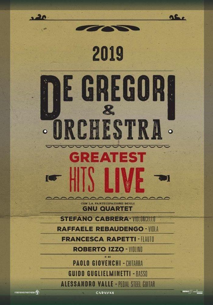 Noemi De Gregori live