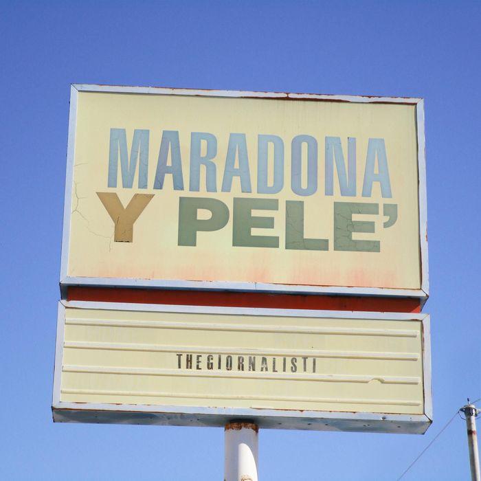 Thegiornalisti Maradona Pelé