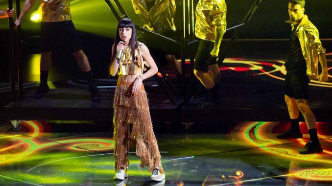 Carmen Pierri voce