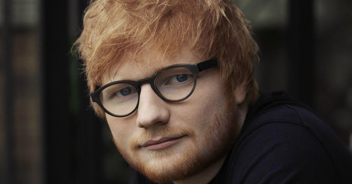Sheeran esce nuovo pezzo