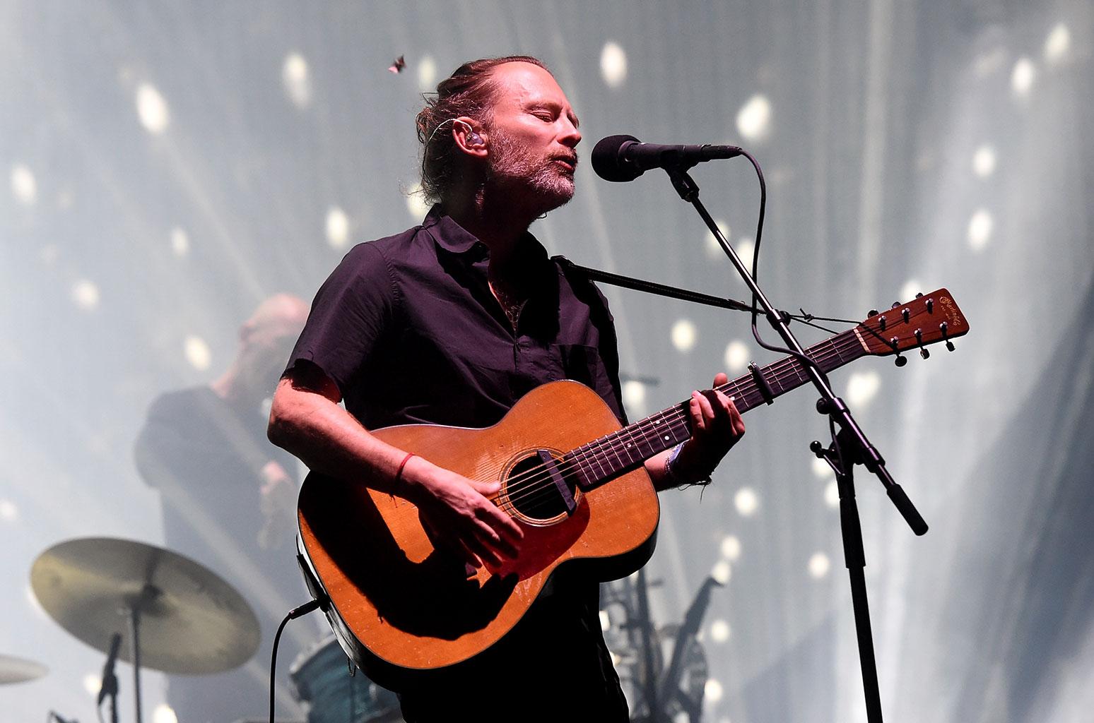Nuovo album Radiohead Thom