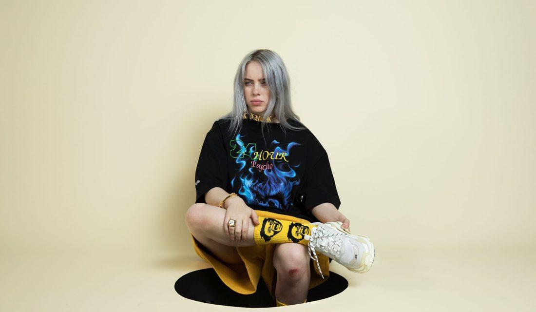 Eilish nuovo album stories