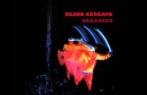 Black Sabbath streaming paranoid