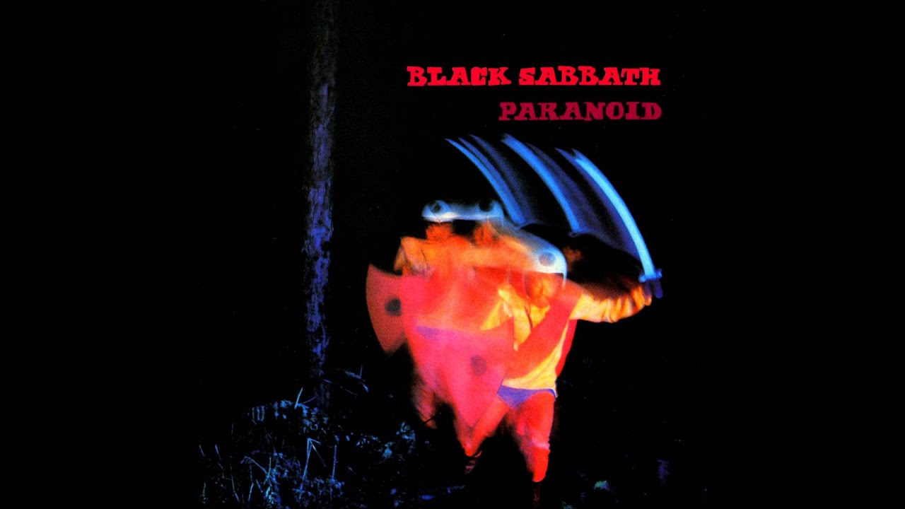 Black Sabbath streaming paranoid