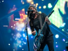 Foo Fighters concerto Irlanda