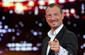 Amadeus Sanremo conduttore