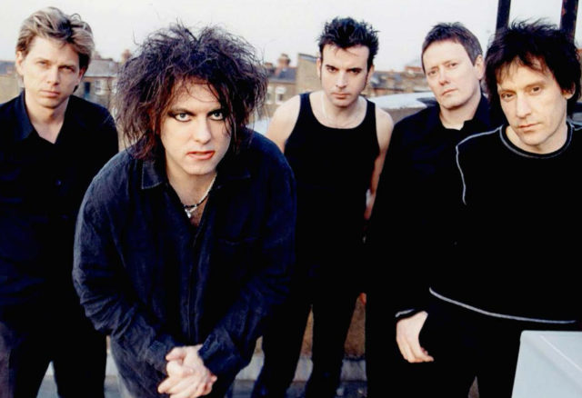 The Cure cofanetto