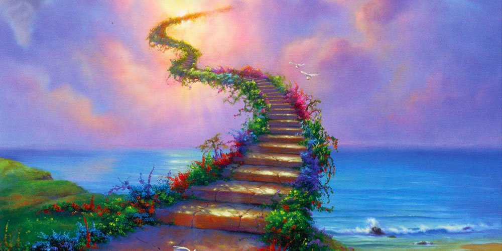 Stairway to heaven plagio