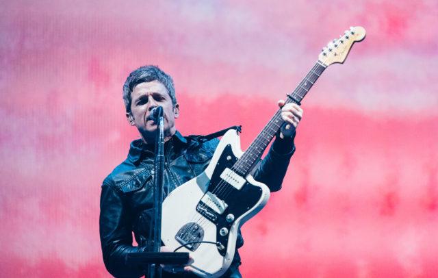 Noel Gallagher Londra
