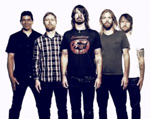 Foo Fighters concerto Irlanda