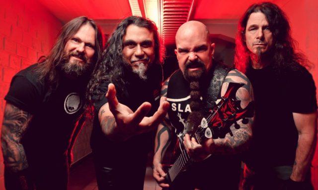 Slayer addio repentless