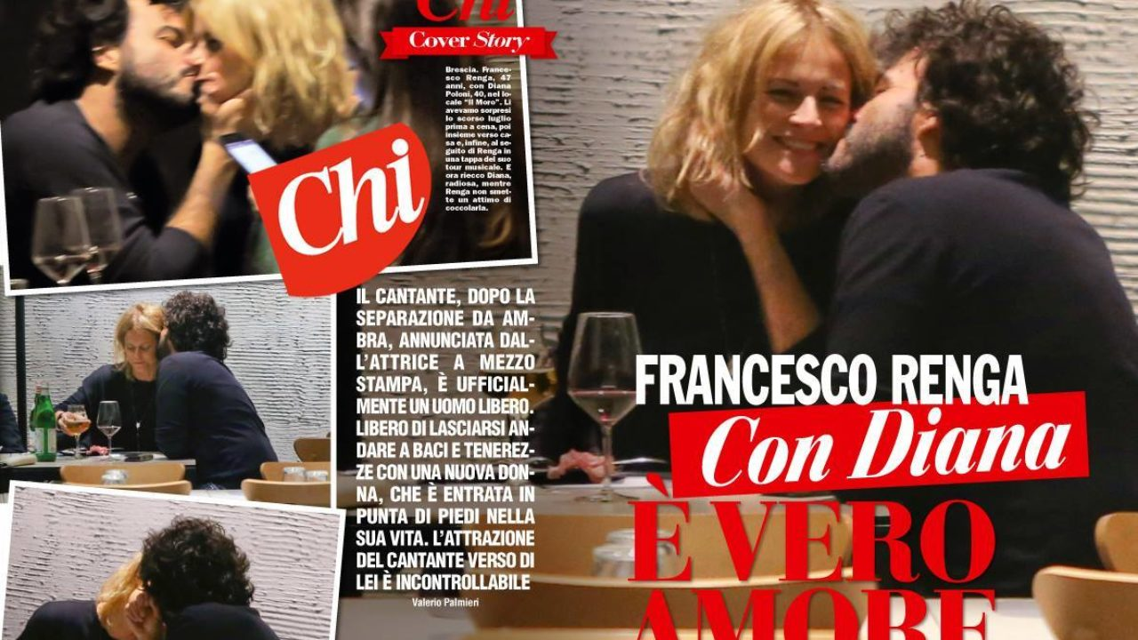 Francesco Renga Diana