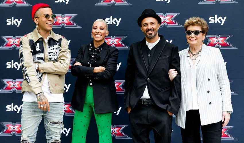 XFactor seconda live stream