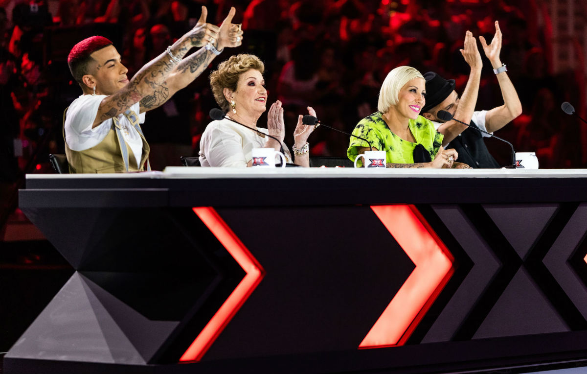 XFactor live puntate talent
