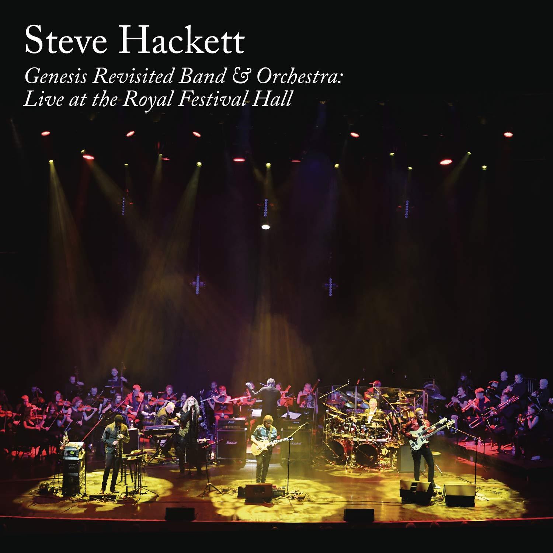 Steve hackett nuovo concerto