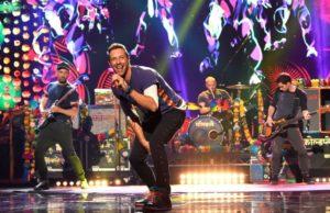 Coldplay niente concerti