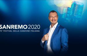 Sanremo 2020 concorrenti