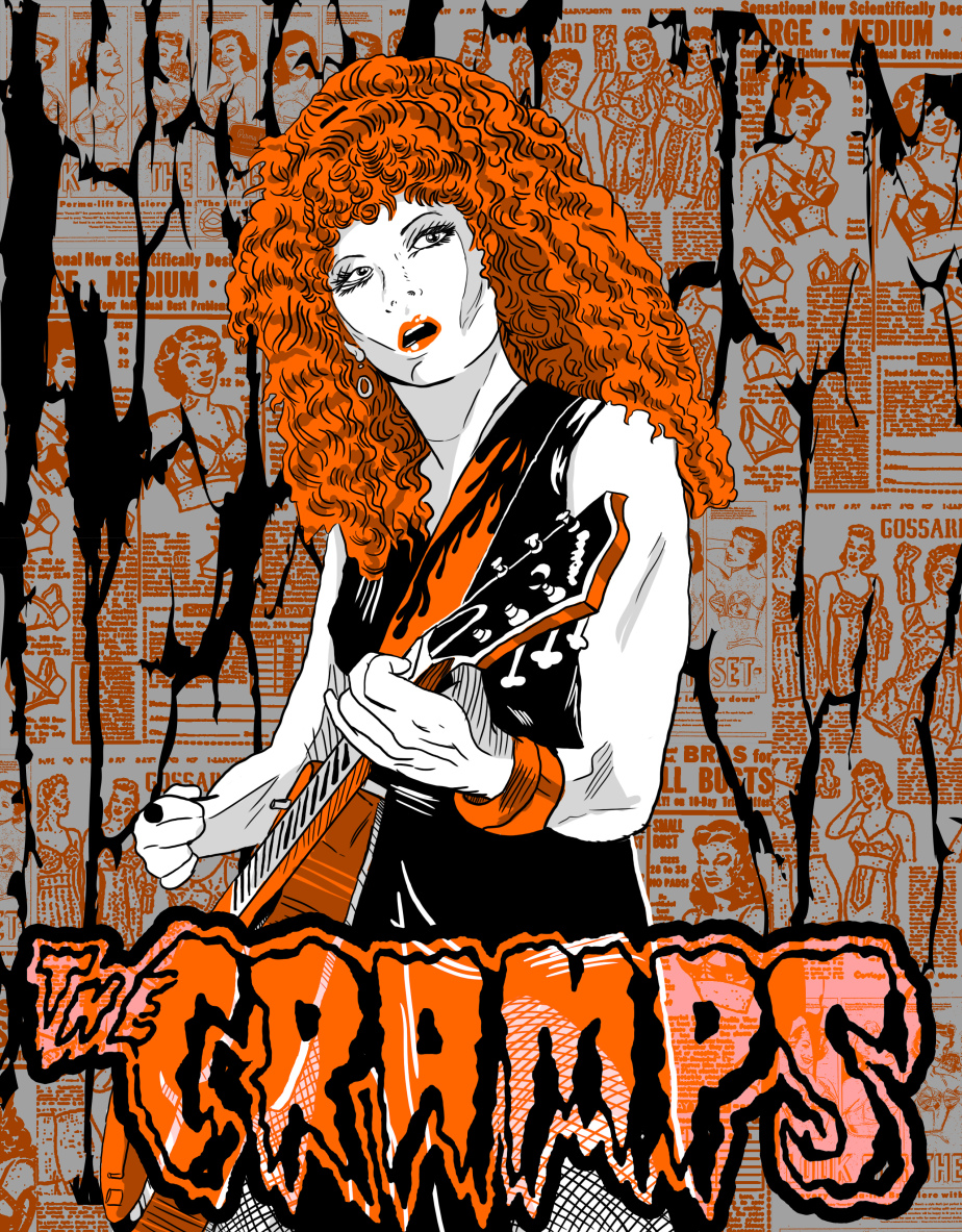 Cramps horror tracklist streaming
