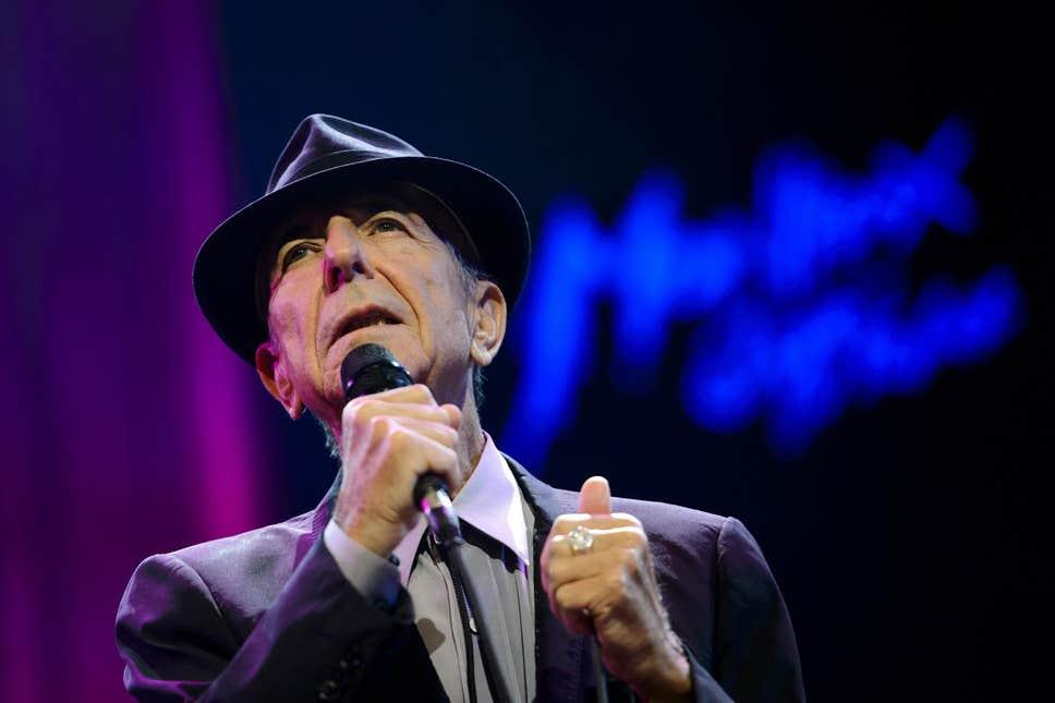 Leonard Cohen nuovo album