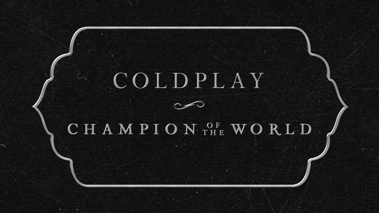coldplay canzoni everyday daddy