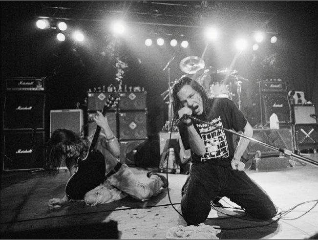 Pearl Jam intervista album