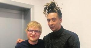 Ghali album Ed Sheeran