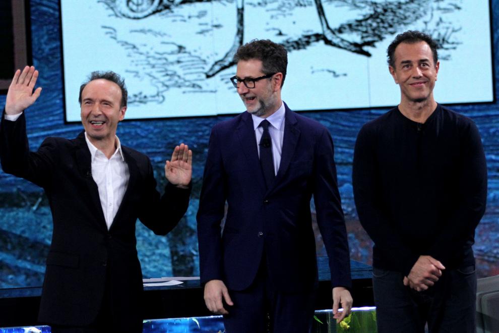 Sanremo 2020 concorrenti ospiti