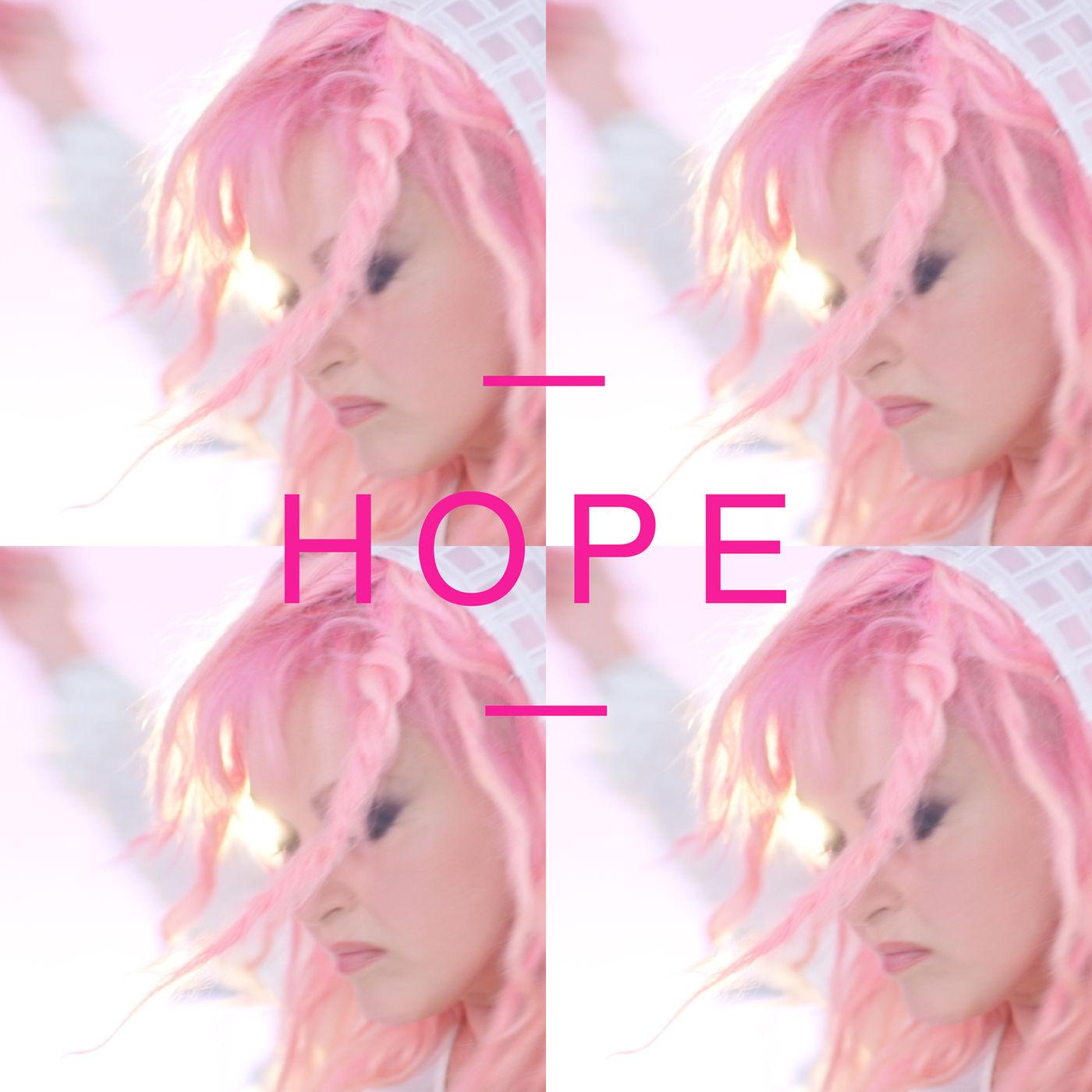 cyndi lauper singolo hope