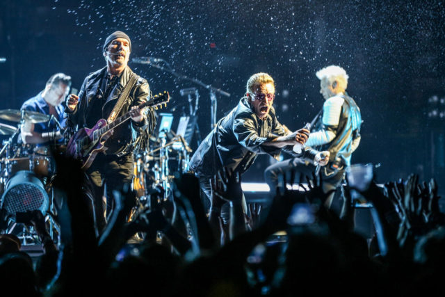 External remixes U2 singolo