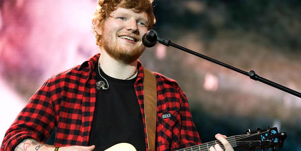 Sheeran stop social divide