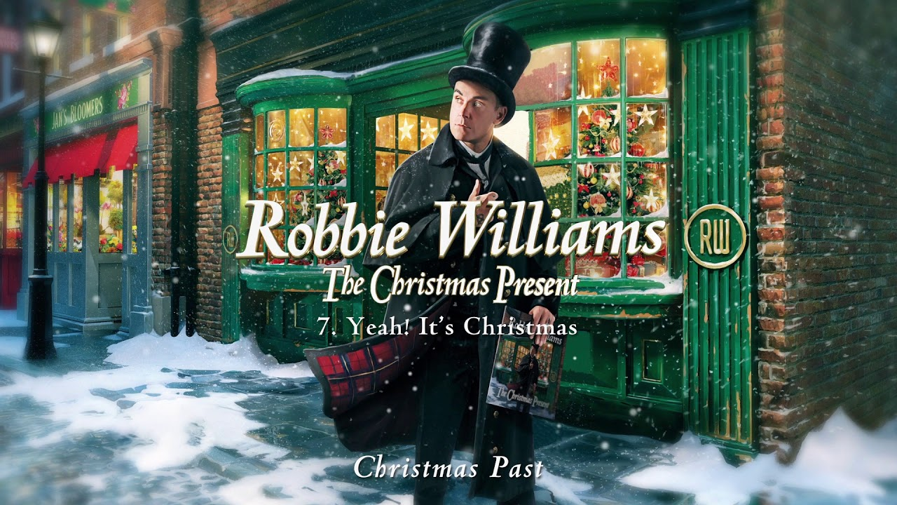 Tracklist Natale Williams Robbie