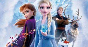 Frozen2 album nuove canzoni