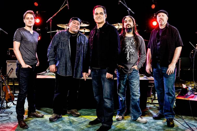 Neal Morse band tournèe